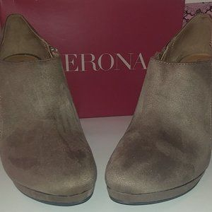 Merona Bootie Heeled Shoes